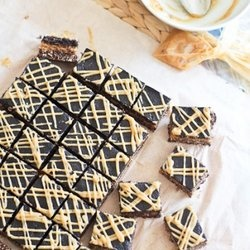peanut butter swirl brownies chewy peanut butter brownies peanut ...