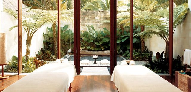 Not your standard spa. #rethink_hotels