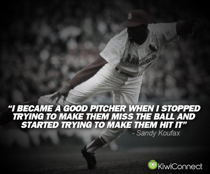 baseball pitcher quotes quotesgram