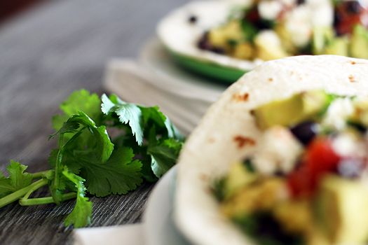 Black Bean Breakfast Burritos | Good Life Eats