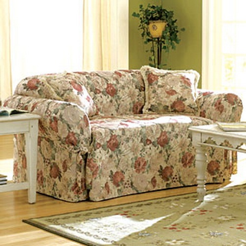 Floral Couch Cover Easy Livin 39 Pinterest
