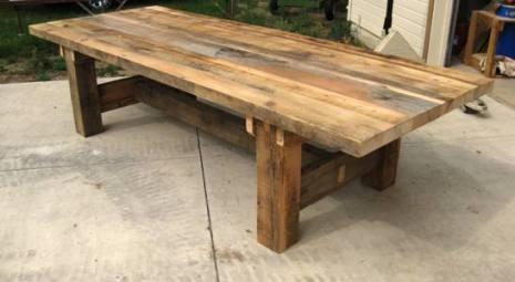 Barn Door Table Neexxtt Pinterest