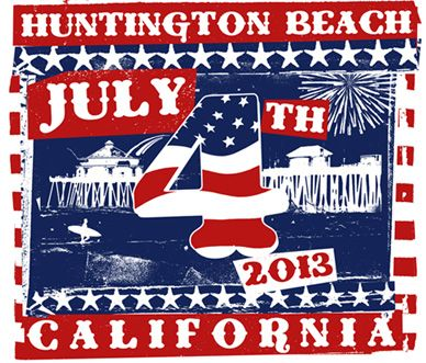 4th of july huntington beach