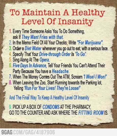 How to maintain happiness