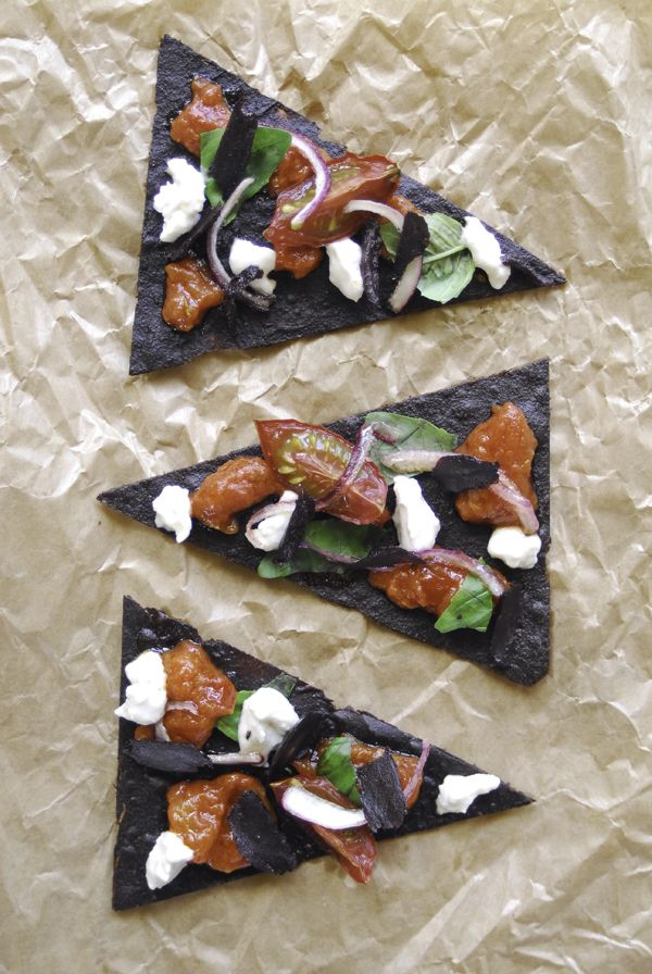 garden pizza. | Low Carb Breads- Savoury | Pinterest