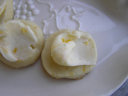Lemon Meltaway Cookies | Sweet dreams are made | Pinterest