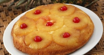 Skillet Pineapple Upside Down Cake Recipe: This one might sound tricky ...