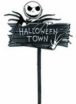 nightmare before christmas decorations halloween – Google Search