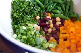 speedy three bean salad bean salad mexican three bean salad bean salad ...