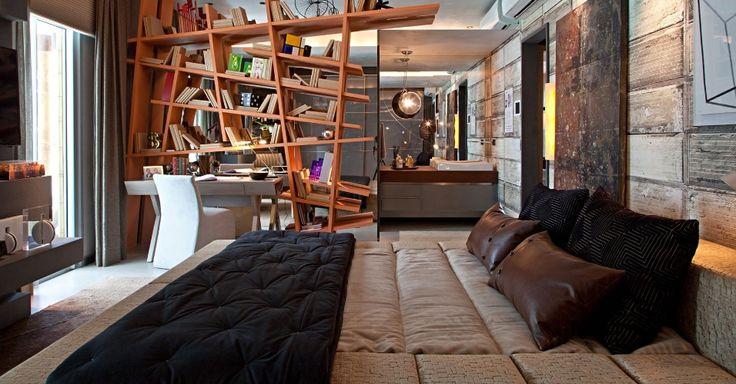 decoracao de sala para homens solteiros: – Casa e Decoração – UOL Mulher