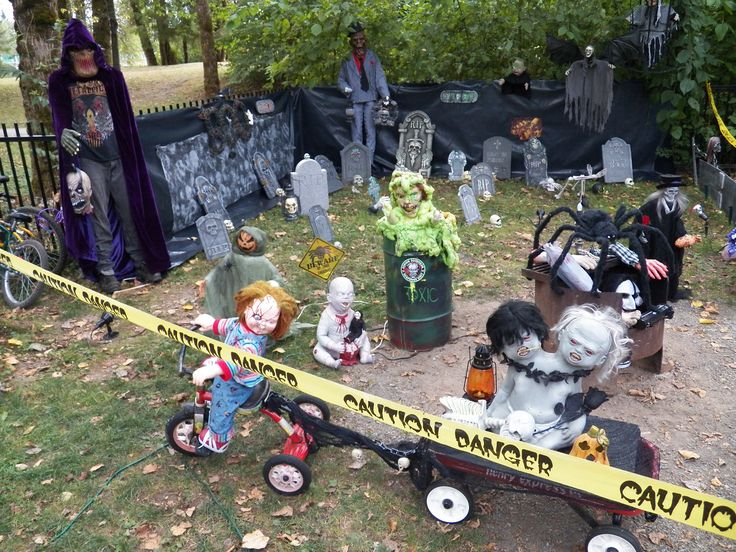 HALLOWEEN CAMPING  Special Halloween Decorations  Pinterest ~ 154003_Rv Decorating Halloween Ideas