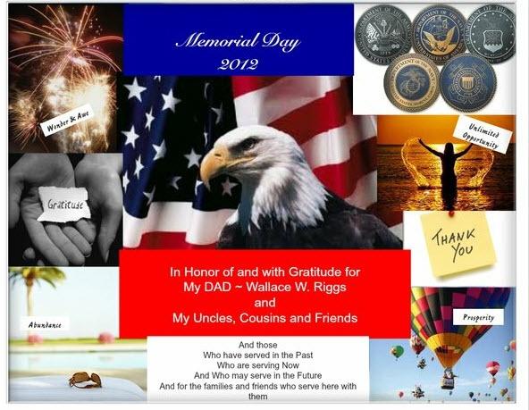 memorial day by joyce kilmer