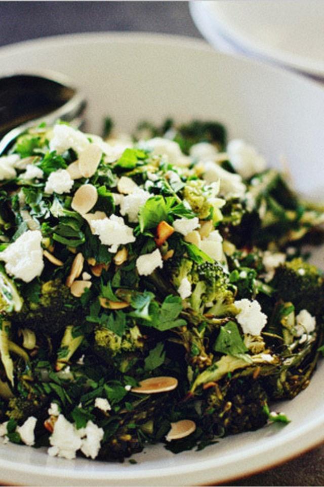 Emerald Salad | Vegetarian / Vegan | Pinterest