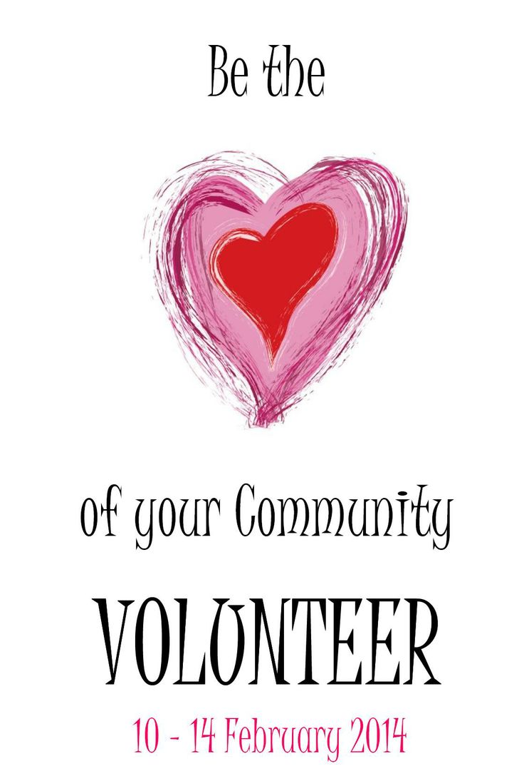 valentine's day volunteer activities