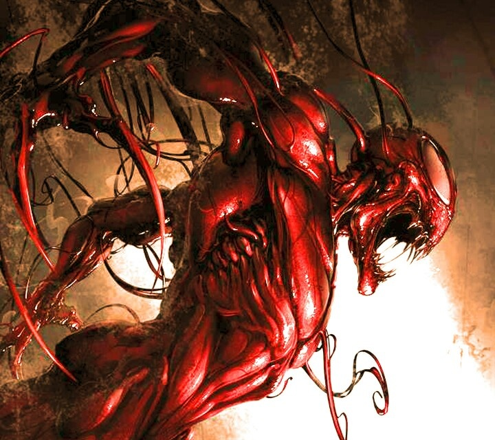 carnage awfully antagonistic pinterest