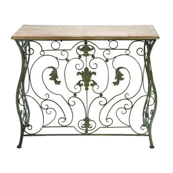 Woodland Imports Console Table Woodland Imports Console Table | new apartment | Pinterest
