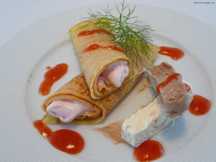 Palatschinken | Lieblings-Rezepte | Pinterest