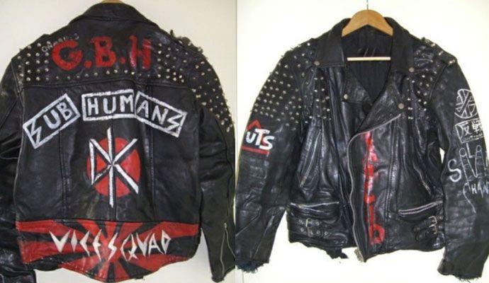 The Art of street punk jackets | Random Twattings | Pinterest