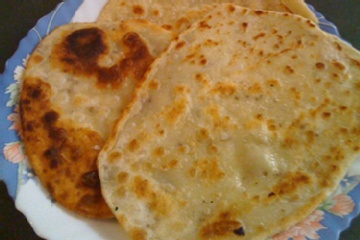 Indian-Spiced Chapati Flat Bread | Yummy | Pinterest