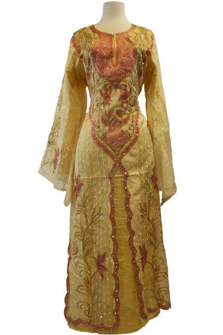 Muslim Wedding Dress Uae : Fancy islamic wedding dress from dubai muslim fashion