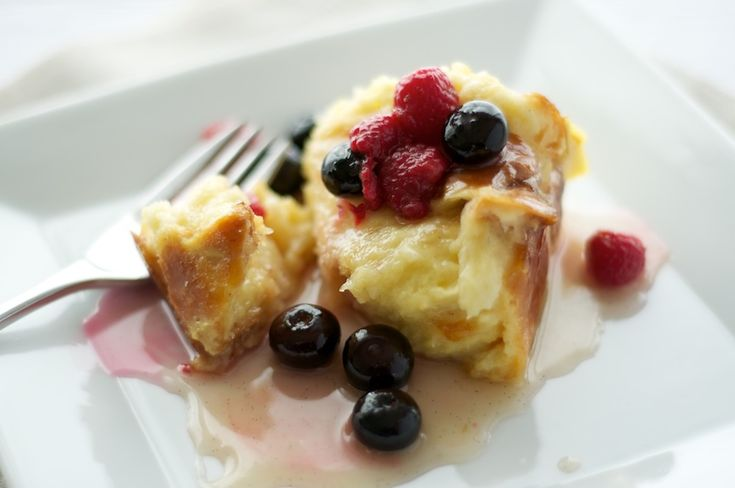 Bread Pudding with Bourbon Sauce | you eat with your eyes first ...
