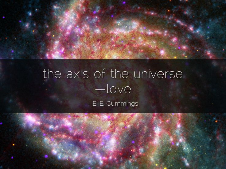 """the axis of the universe—love"" - E.E. Cummings. M101: A spiral galaxy located about 21 million light years from Earth. (Credits: X-ray: NASA/CXC/SAO; IR & UV: NASA/JPL-Caltech; Optical: NASA/STScI)"