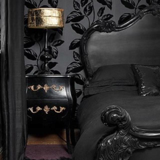 Gothic Bedroom My Fairytale House Pinterest