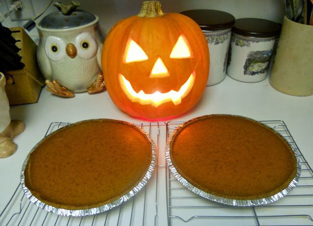 classic pumpkin pie | Pies, Cobblers, Tarts, & Crumbles | Pinterest