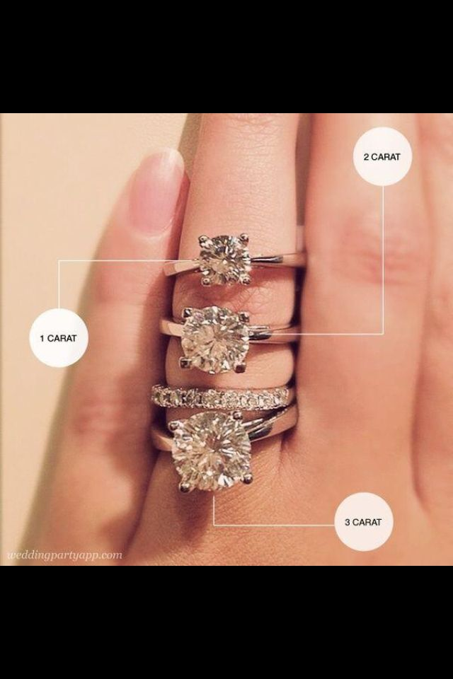 30 Marvelous 4 Carat Engagement Rings On Hand  in italy