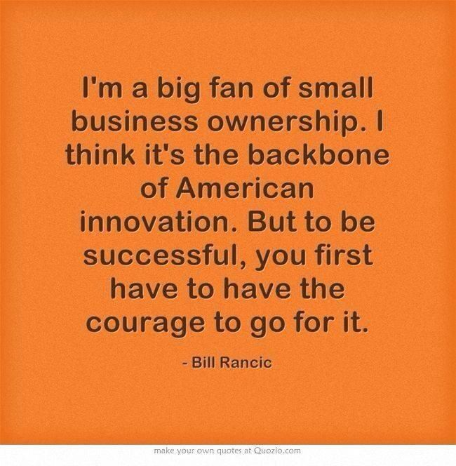 small business owners quotes like success