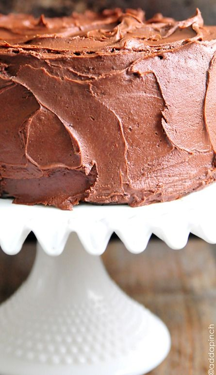 Perfect Chocolate Buttercream Frosting | Recipe