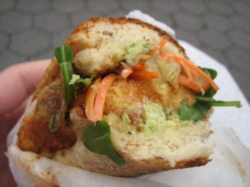 Dish No. 99: No. 7 Sub Shop's General Tso's Tofu Sandwich - Fork in ...