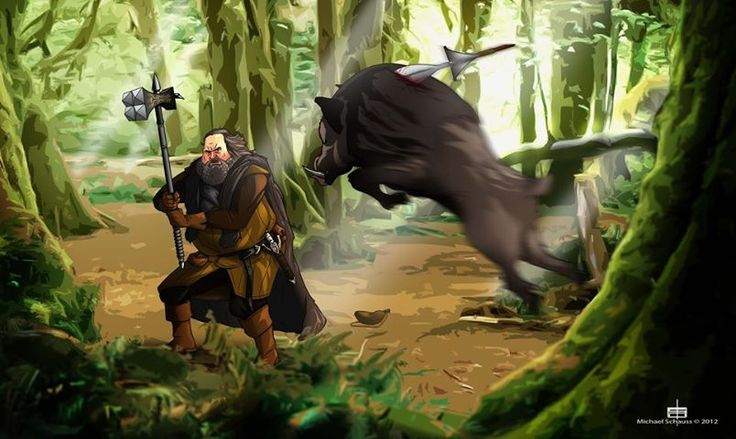 Robert Baratheon : ImaginaryWesteros