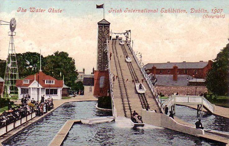 Co Dublin, Dublin, Irish International Exhibition 1907