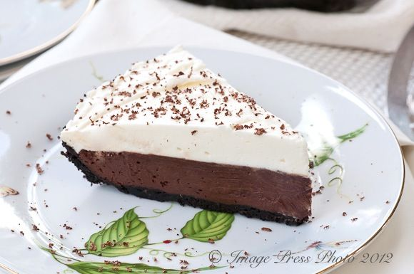 Orange Chocolate Silk Pie - Again, need to try this with a gluten free ...
