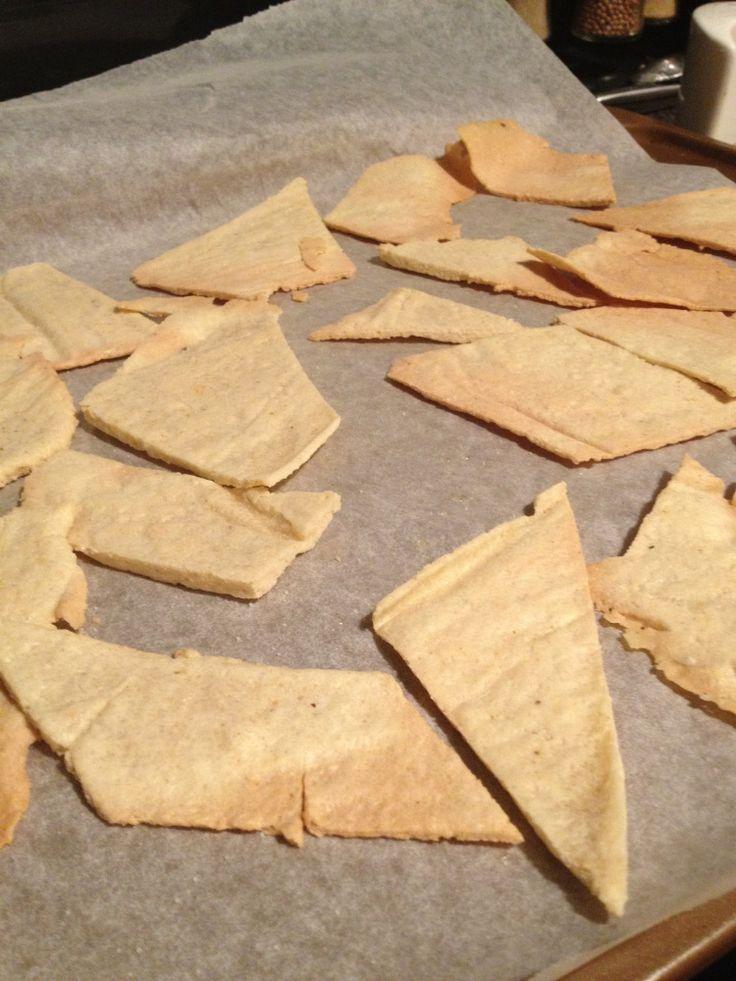 "Paleo ""Tortilla"" Chips | Favorite Recipes | Pinterest"