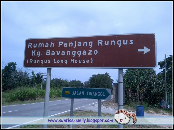 Rungus Long House