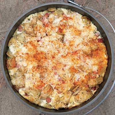 Ham-and-Cheese Strata | Recipe