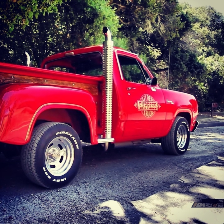dodge little red express trucks pinterest. Cars Review. Best American Auto & Cars Review