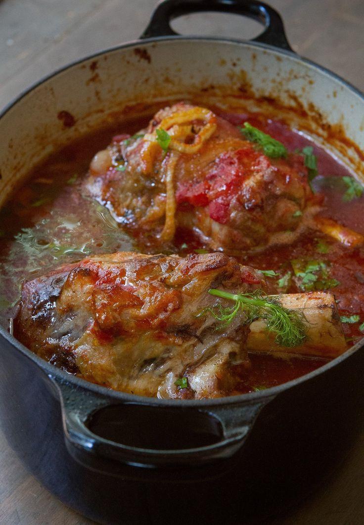 Recipe: Braised Summer Pork Shank (Adaptable For Any Season)