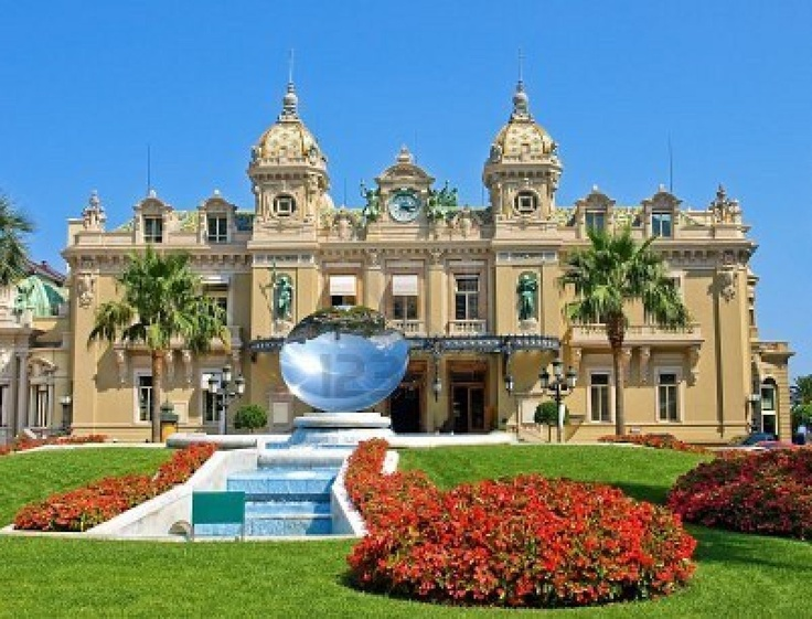 Casino of monte carlo monaco