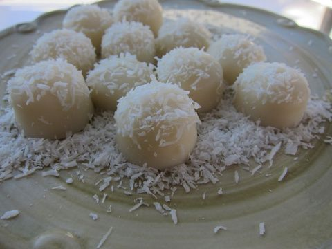 IMG 5243 Coconut Snowballs | Sweets | Pinterest