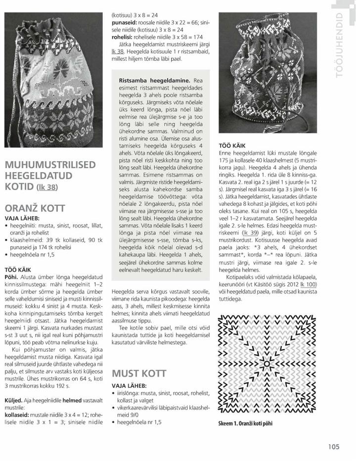 Crochet Mochila Bag Free Pattern ~ legite.info for .