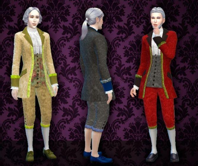 Одежда стар для симс 4