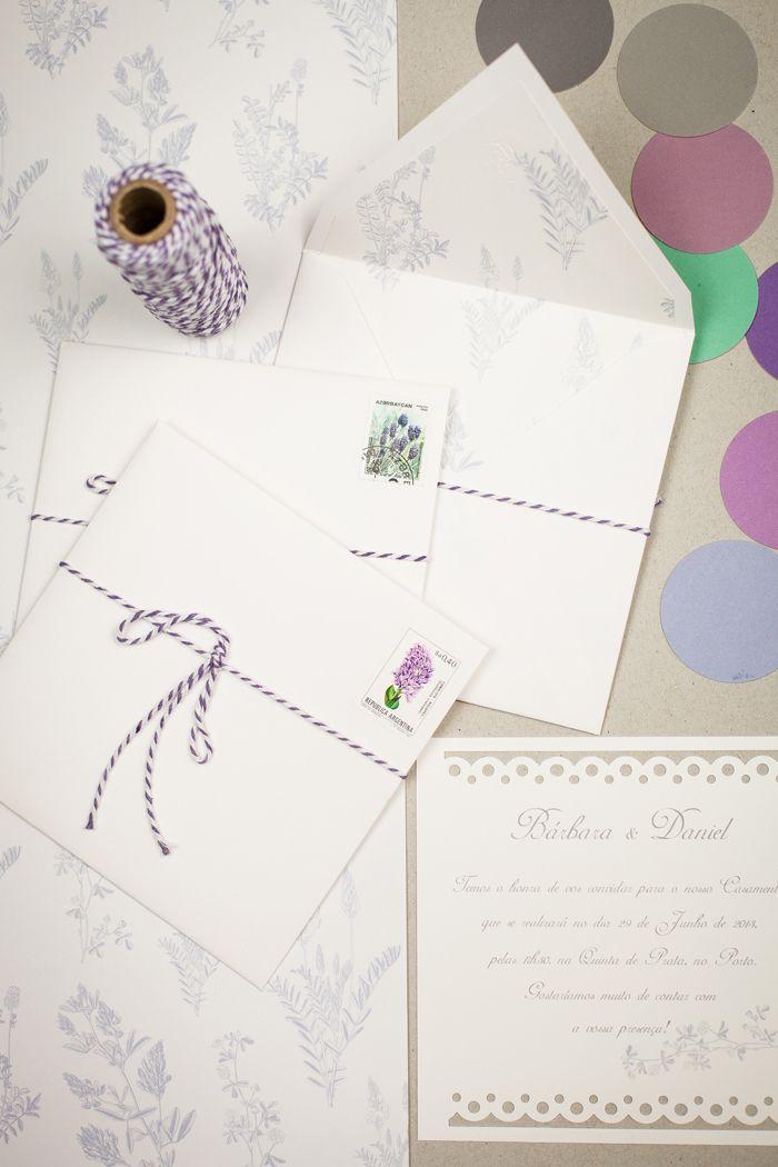 Pinga Amor: Convites de Casamento
