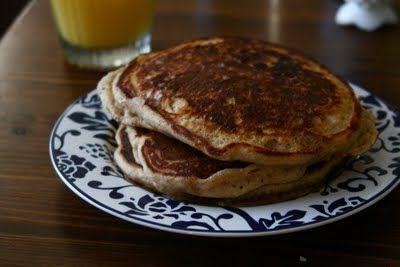 Brown Sugar Banana Pancakes | Yummy - Breakfast | Pinterest