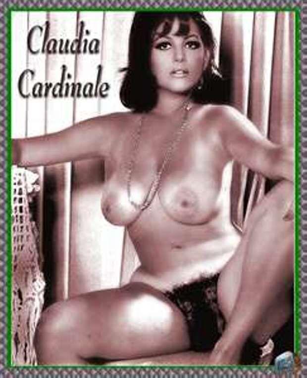 cardinale nackt Claudia