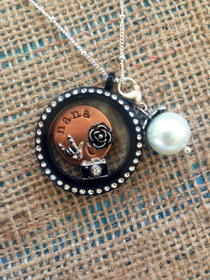 Custom Jewelry: Origami Owl Custom Jewelry - photo#16