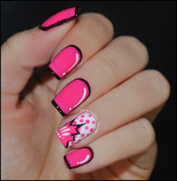 New cool nail designs 2014 geeky pinterest for Coole nageldesigns