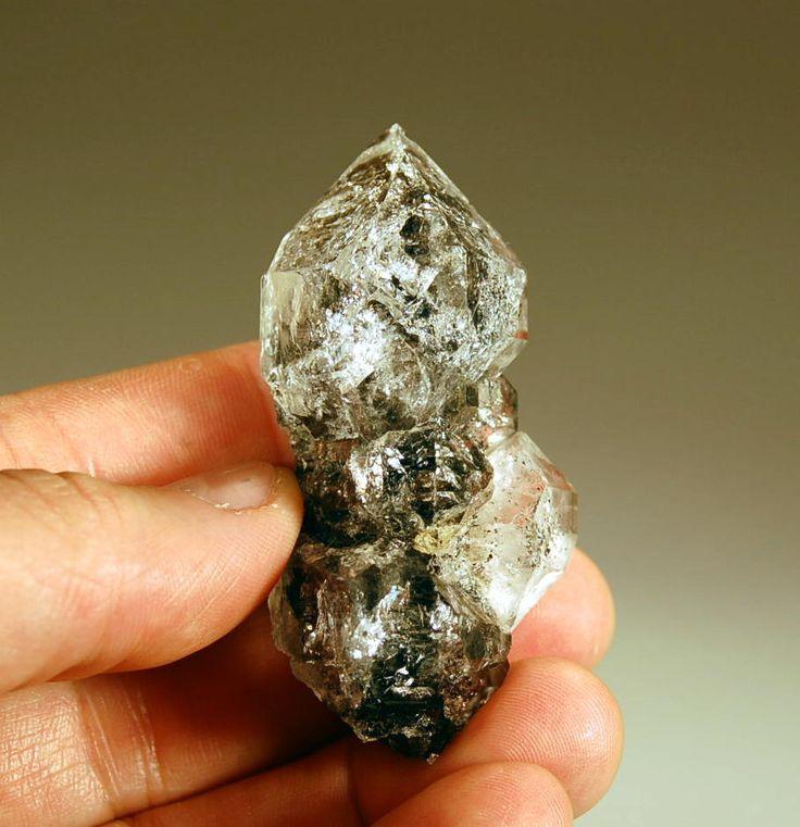 Raw Diamond from the TREASURE MOUNTAIN DIAMOND MINE ...